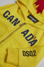 DSQUARED2 Canada Hooded Sweatshirt Sweatshirt Woman
