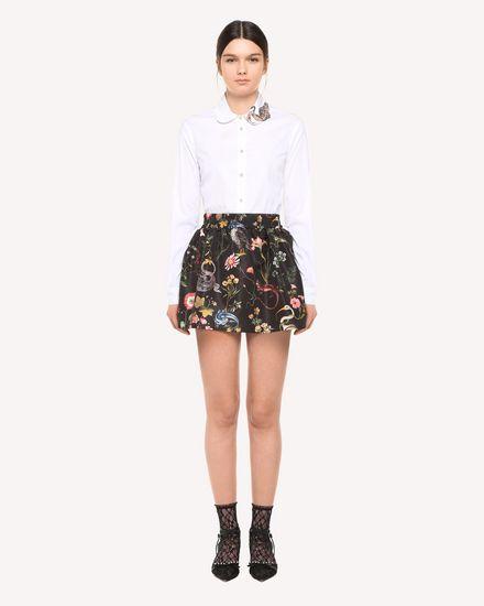 REDValentino Shirt Woman QR3AB1R50ES 001 f