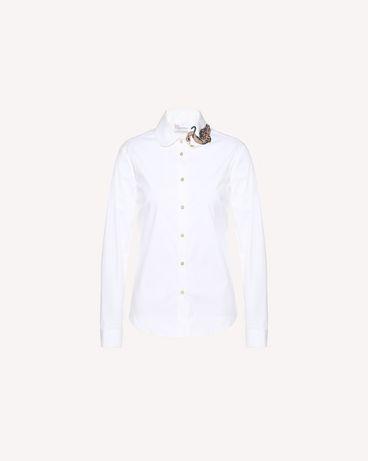 REDValentino QR3AB1R50ES 001 Shirt Woman a