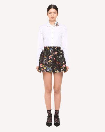 REDValentino QR3AB1R50ES 001 Shirt Woman f