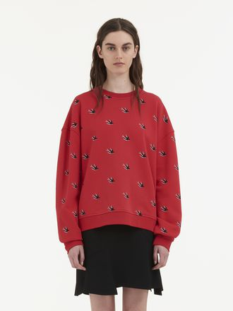 Deco Swallow Sweatshirt
