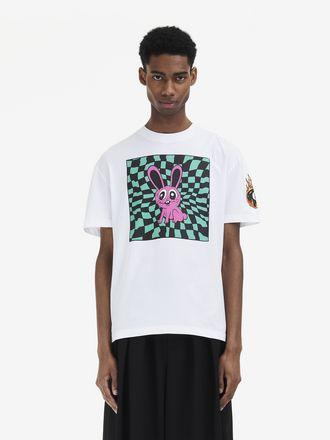 """Acid Bunny"" T-Shirt"