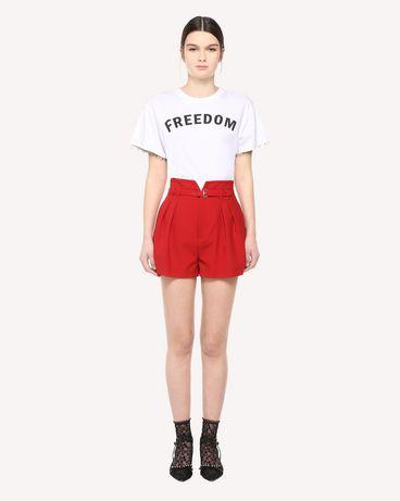 REDValentino QR3MG09S40F A01 T-Shirt Woman f