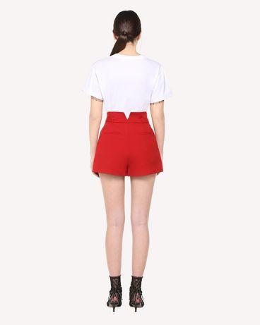 REDValentino QR3MG09S40F A01 T-Shirt Woman r