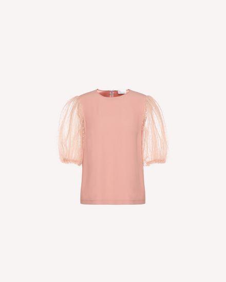REDValentino Shirt Woman QR3AA1050WB R13 a