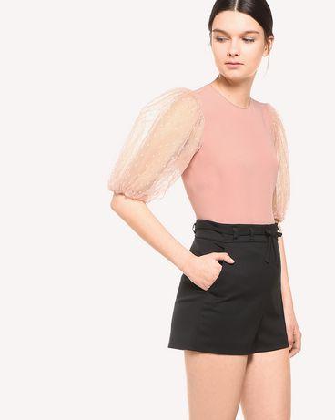 REDValentino QR3AA1050WB R13 Shirt Woman d