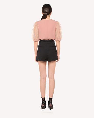REDValentino QR3AA1050WB R13 Shirt Woman r