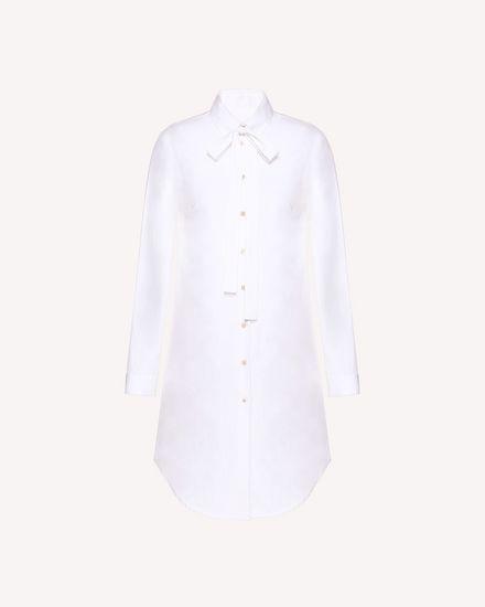 REDValentino 衬衫 女士 QR3AB1U03SJ 001 a