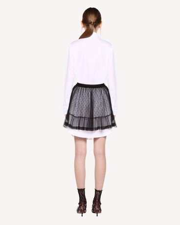 REDValentino QR3AB1U03SJ 001 Shirt Woman r