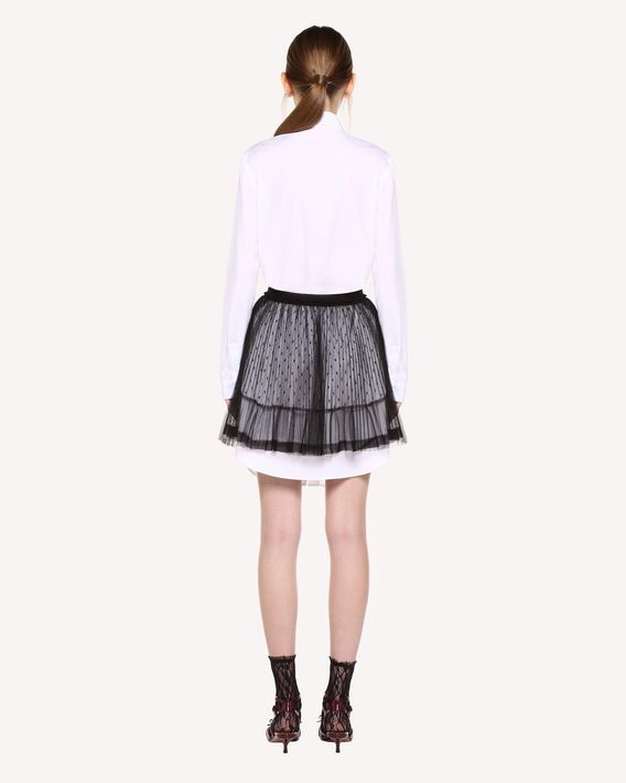 REDValentino Light Poplin long shirt