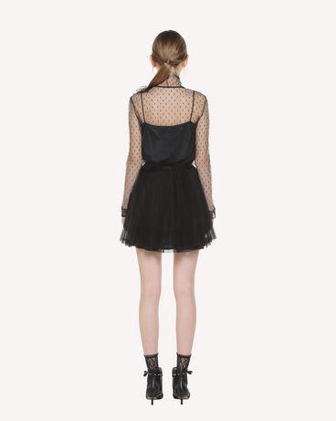 REDValentino QR3AB1Y01GK 0NO Shirt Woman r