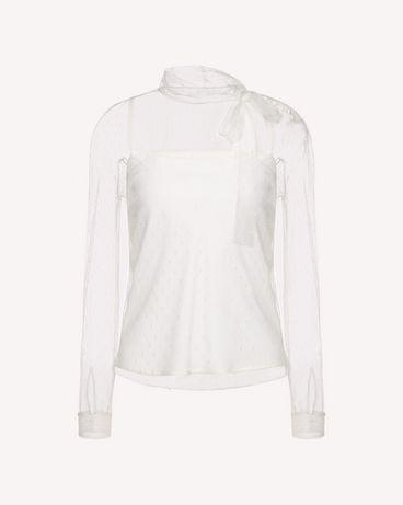 REDValentino QR3AB1Y01GK A03 Shirt Woman a
