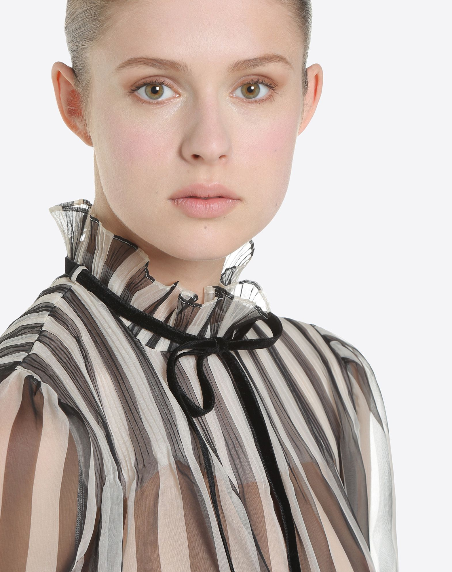 VALENTINO Top Stripes Re-edition  TOP D a