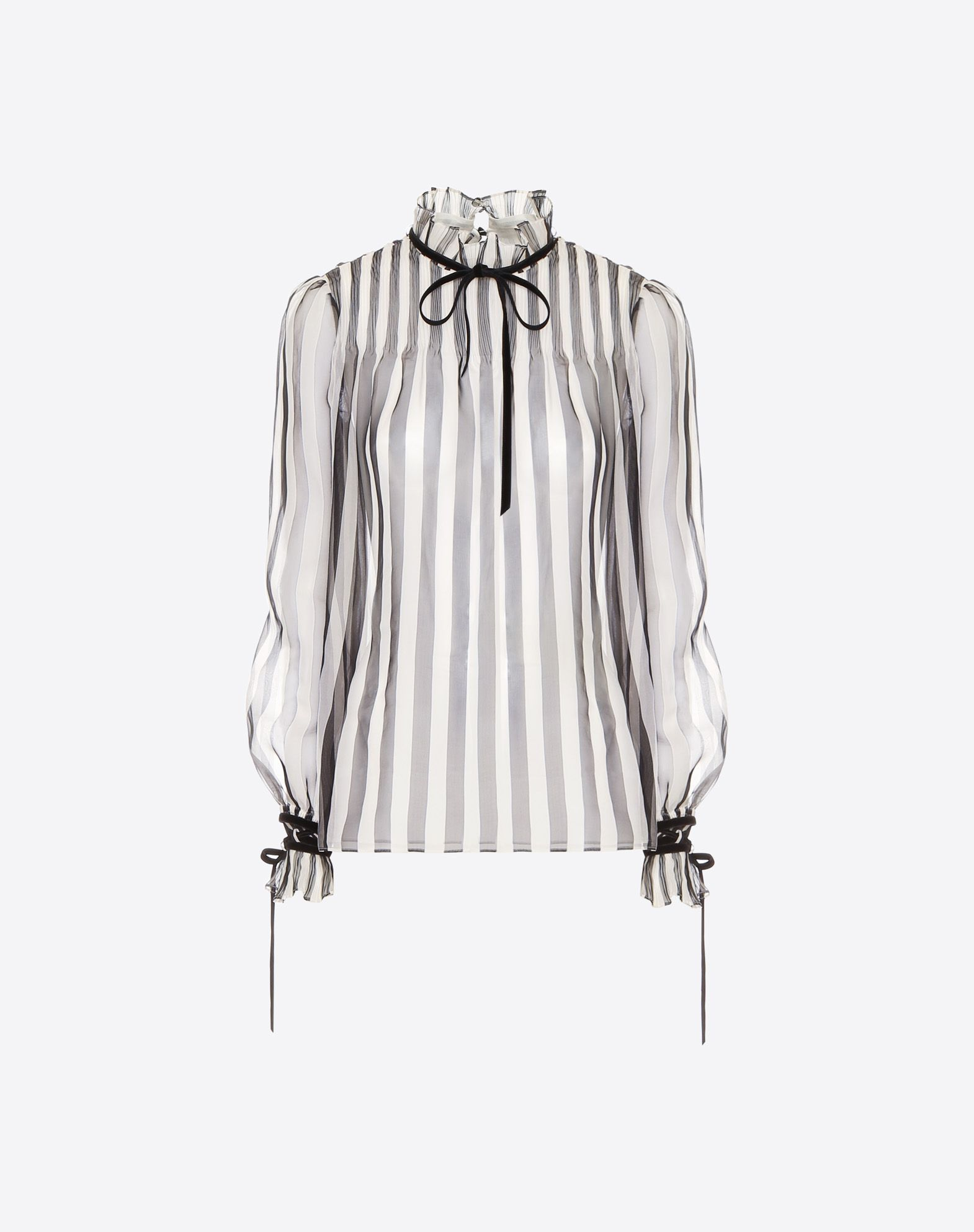 VALENTINO Top Stripes Re-edition  TOP D f