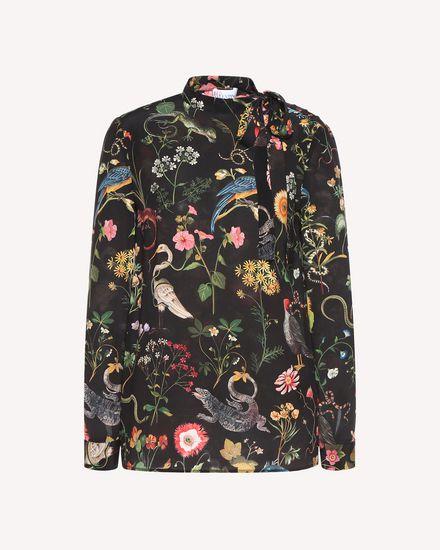REDValentino Shirt Woman QR3AB1X03T4 0NO a