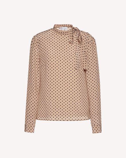 REDValentino Shirt Woman QR3AB1X03T8 954 a