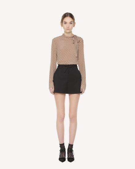 REDValentino Shirt Woman QR3AB1X03T8 954 f