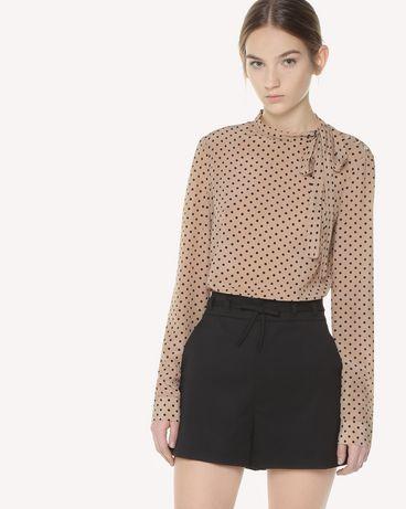 REDValentino QR3AB1X03T8 954 Shirt Woman d