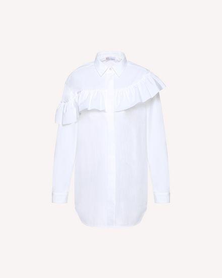 REDValentino Shirt Woman QR3AB2003SJ 001 a