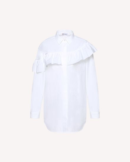 REDValentino 衬衫 女士 QR3AB2003SJ 001 a