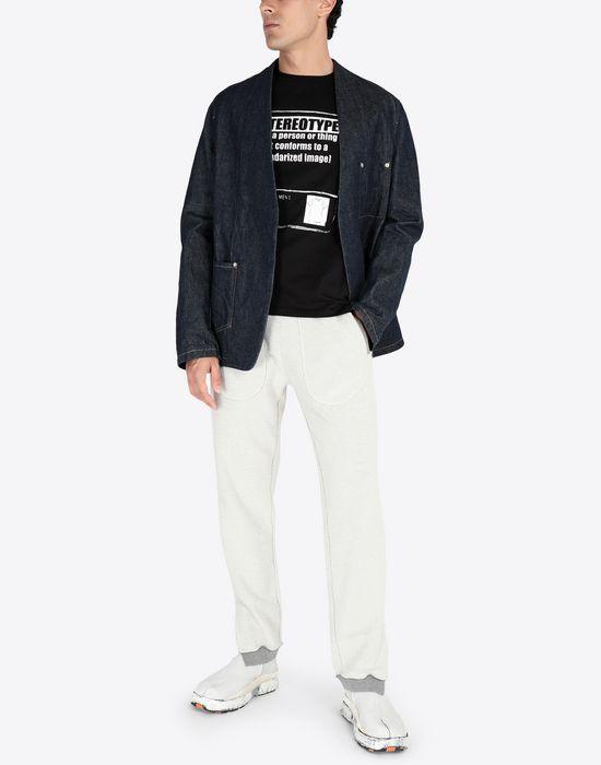 MAISON MARGIELA 'Stereotype' cotton T-shirt Short sleeve t-shirt [*** pickupInStoreShippingNotGuaranteed_info ***] d