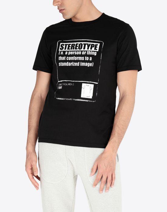 MAISON MARGIELA 'Stereotype' cotton T-shirt Short sleeve t-shirt [*** pickupInStoreShippingNotGuaranteed_info ***] r