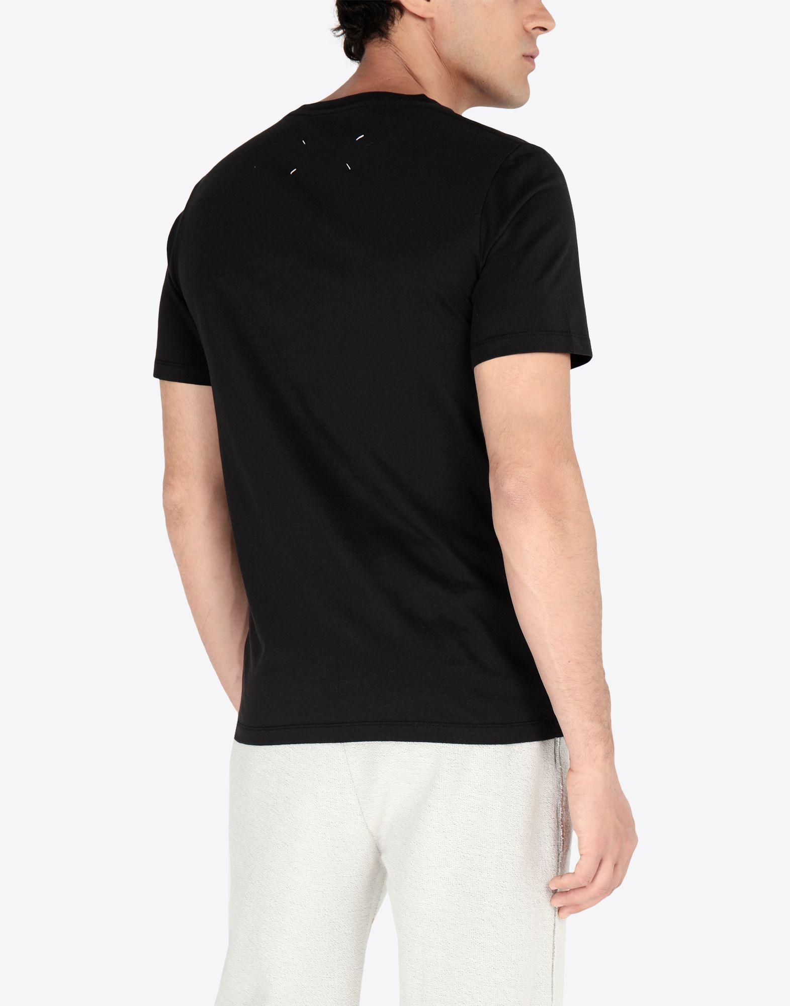 MAISON MARGIELA Stereotype' コットンTシャツ T シャツ メンズ e