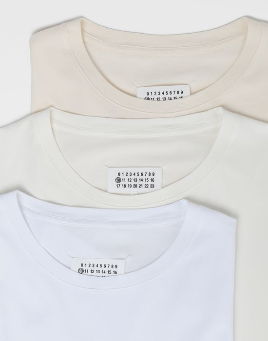 MAISON MARGIELA 'Stereotype' Tシャツ 3枚セット T シャツ [*** pickupInStoreShippingNotGuaranteed_info ***] d