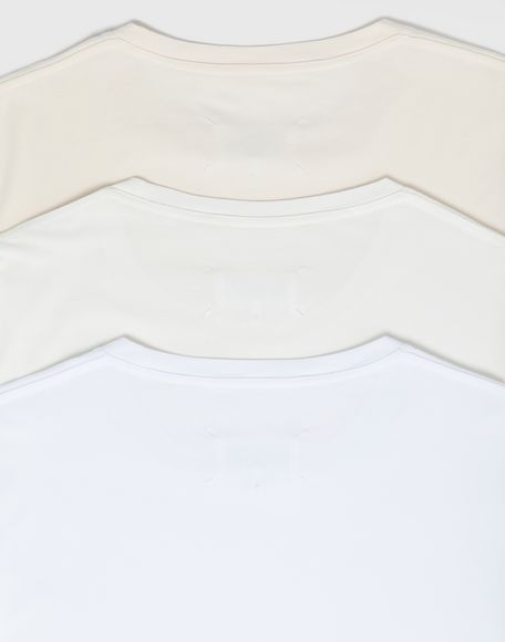 MAISON MARGIELA Pack of 3 'Stereotype' T-shirts Short sleeve t-shirt Man a