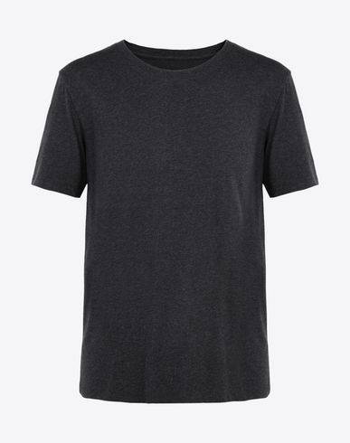 MAISON MARGIELA Short sleeve t-shirt [*** pickupInStoreShippingNotGuaranteed_info ***] Pack of 3 'Stereotype' T-shirts f