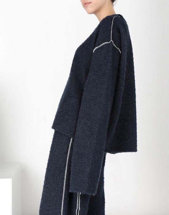 MM6 MAISON MARGIELA Sparkling knit jersey top Top [*** pickupInStoreShipping_info ***] a