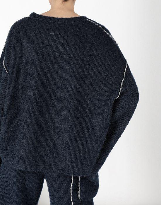 MM6 MAISON MARGIELA Sparkling knit jersey top Top [*** pickupInStoreShipping_info ***] e