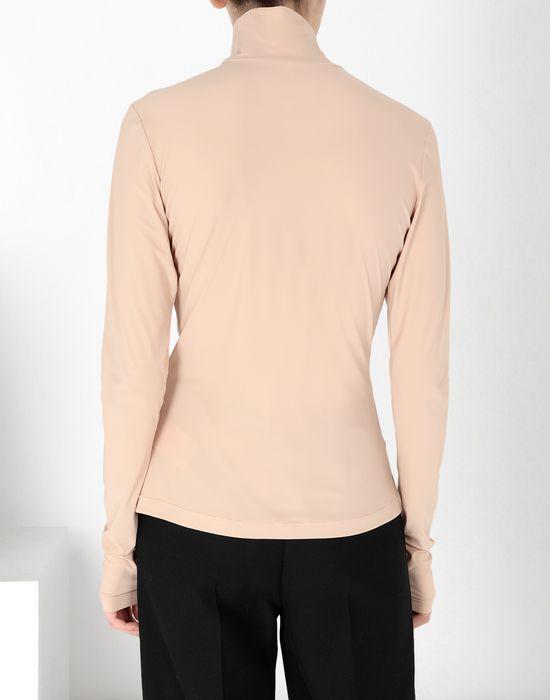 MM6 MAISON MARGIELA Logo-print turtleneck top Long sleeve t-shirt [*** pickupInStoreShipping_info ***] d