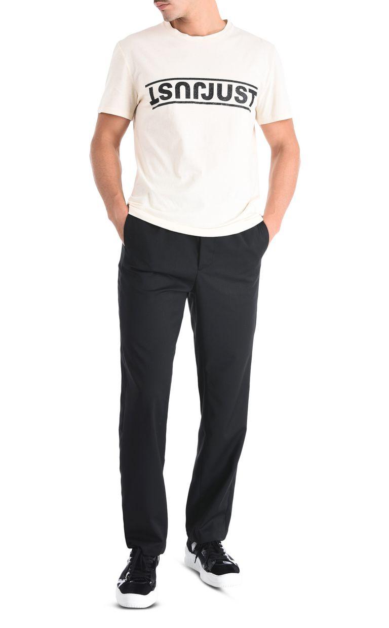 JUST CAVALLI JustJust T-shirt Short sleeve t-shirt [*** pickupInStoreShippingNotGuaranteed_info ***] r