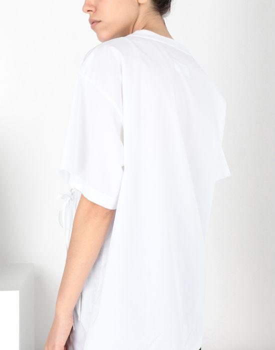MM6 MAISON MARGIELA Tie knot pocket T-shirt Top [*** pickupInStoreShipping_info ***] a