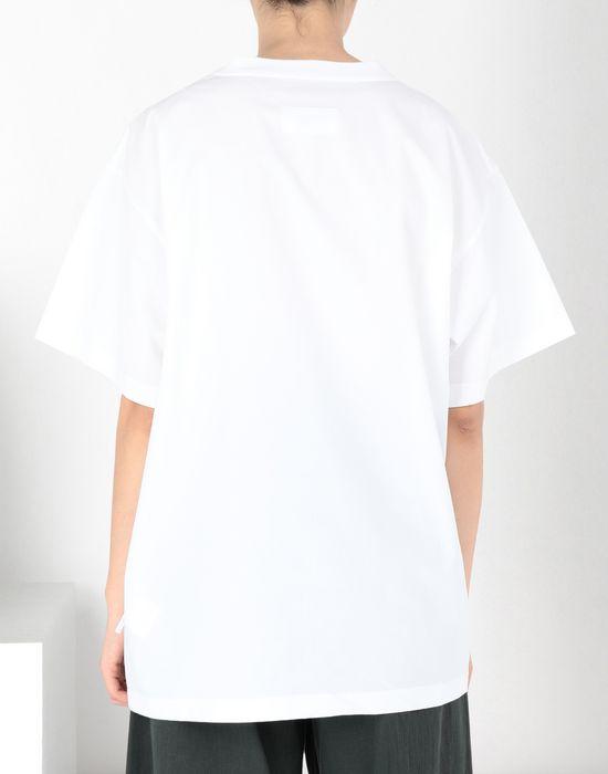 MM6 MAISON MARGIELA Tie knot pocket T-shirt Top [*** pickupInStoreShipping_info ***] d