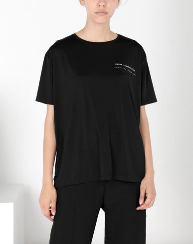 MM6 MAISON MARGIELA Short sleeve t-shirt Woman Jersey T-shirt f