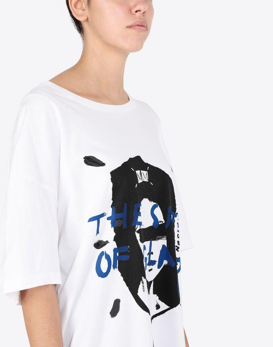 MAISON MARGIELA Printed jersey T-shirt Short sleeve t-shirt [*** pickupInStoreShipping_info ***] a