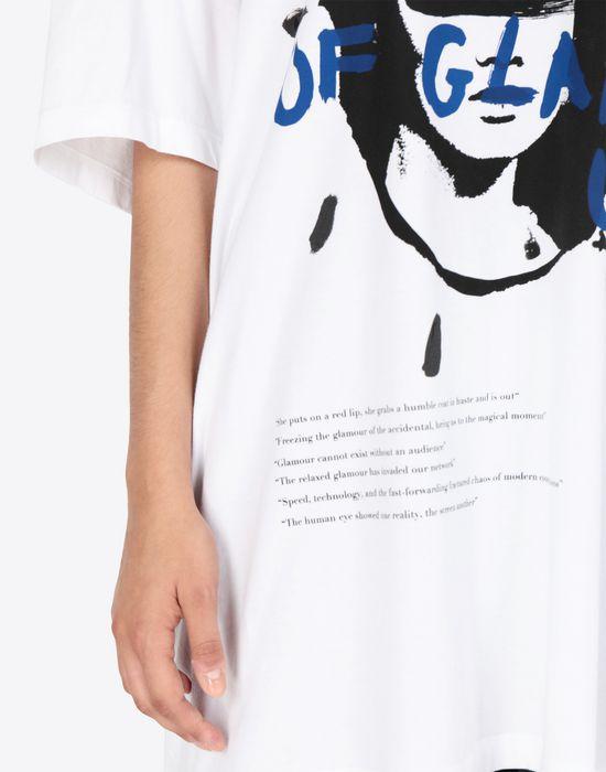 MAISON MARGIELA Printed jersey T-shirt Short sleeve t-shirt [*** pickupInStoreShipping_info ***] b