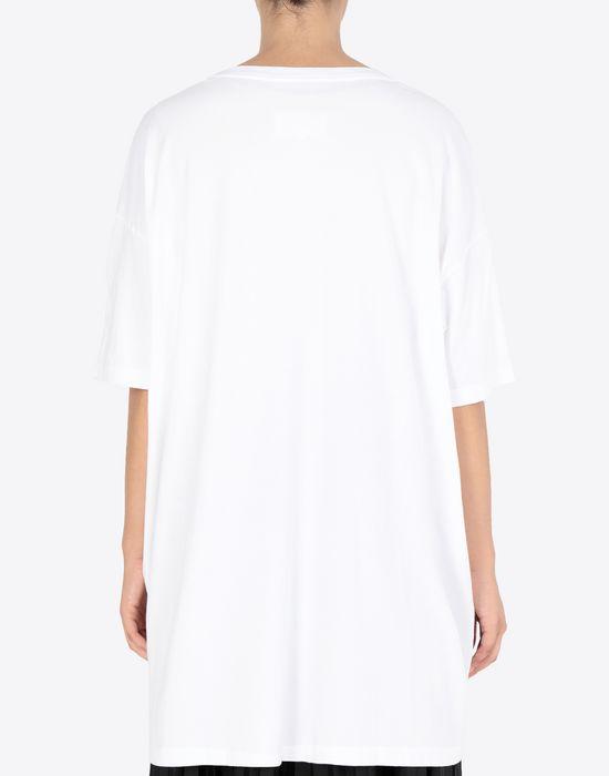 MAISON MARGIELA Printed jersey T-shirt Short sleeve t-shirt [*** pickupInStoreShipping_info ***] e