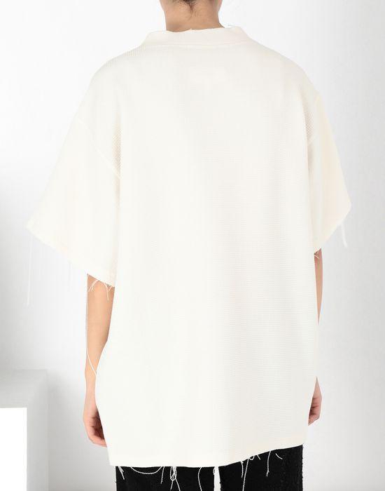 MM6 MAISON MARGIELA '6' logo print T-shirt Short sleeve t-shirt [*** pickupInStoreShipping_info ***] d