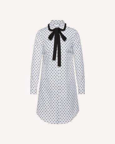 REDValentino QR3AB1V53TN 0NO Shirt Woman a