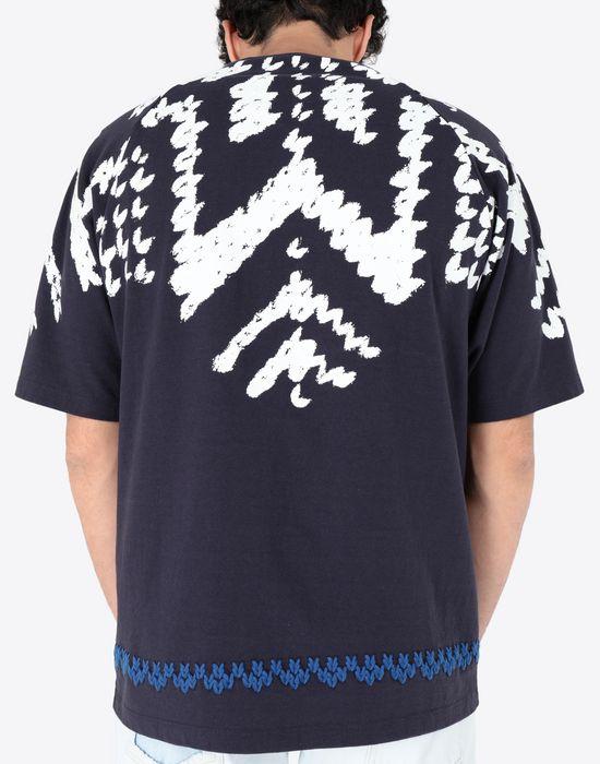 MAISON MARGIELA Printed T-shirt Short sleeve t-shirt [*** pickupInStoreShippingNotGuaranteed_info ***] a