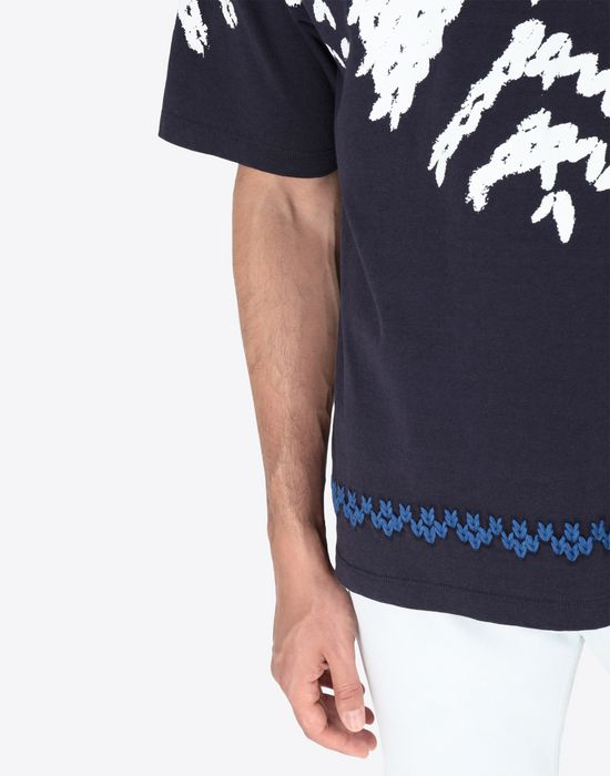 MAISON MARGIELA Printed T-shirt Short sleeve t-shirt [*** pickupInStoreShippingNotGuaranteed_info ***] b