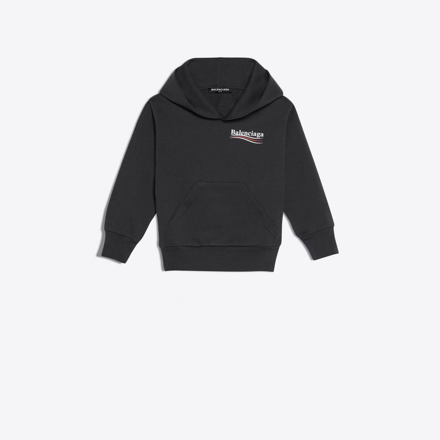 Oversize Hoodie Sweater'Balenciaga
