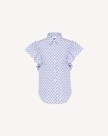 REDValentino QR3AA0Y53SS AE8 Blusa Mujer a