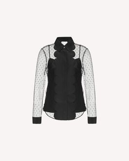REDValentino Down jacket Woman QR0CN00N47W 0NO a