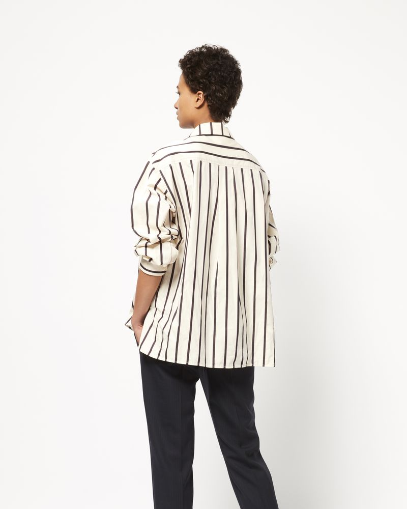 VENICE striped shirt ISABEL MARANT
