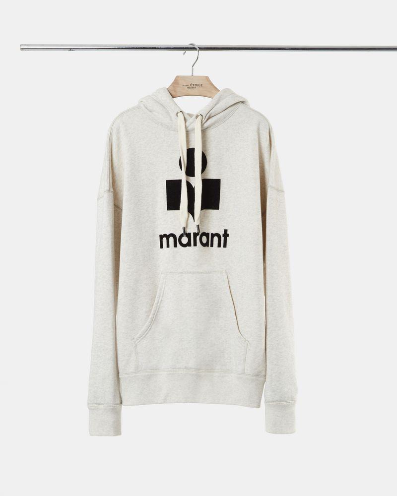 MANSEL oversize hooded sweatshirt ISABEL MARANT ÉTOILE