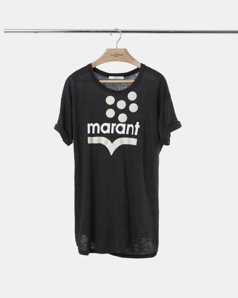 KOLDIA logo T-shirt ISABEL MARANT ÉTOILE
